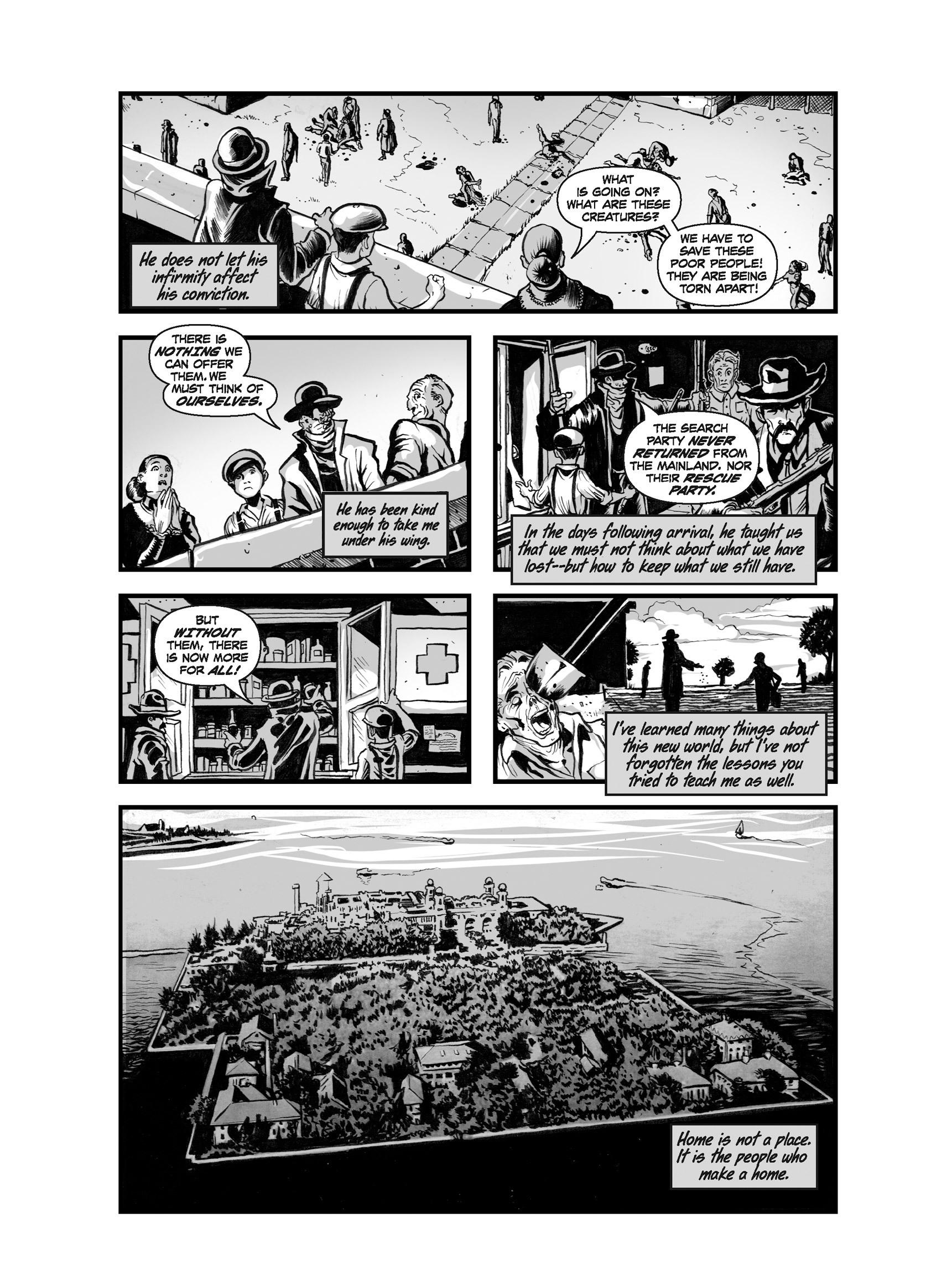 Read online FUBAR comic -  Issue #3 - 211