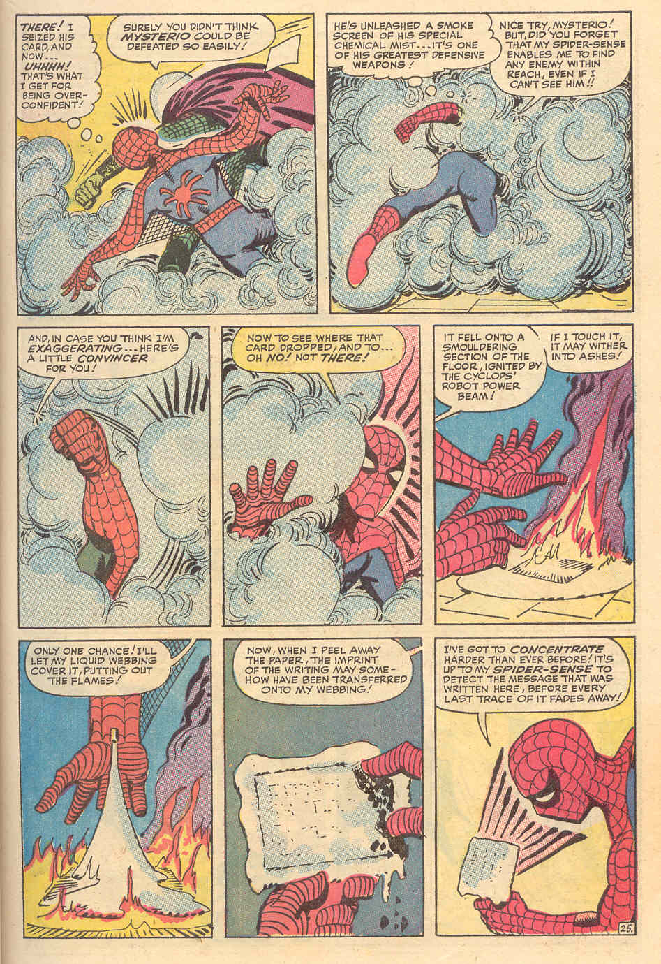 The Amazing Spider-Man (1963) _Annual_6 Page 25