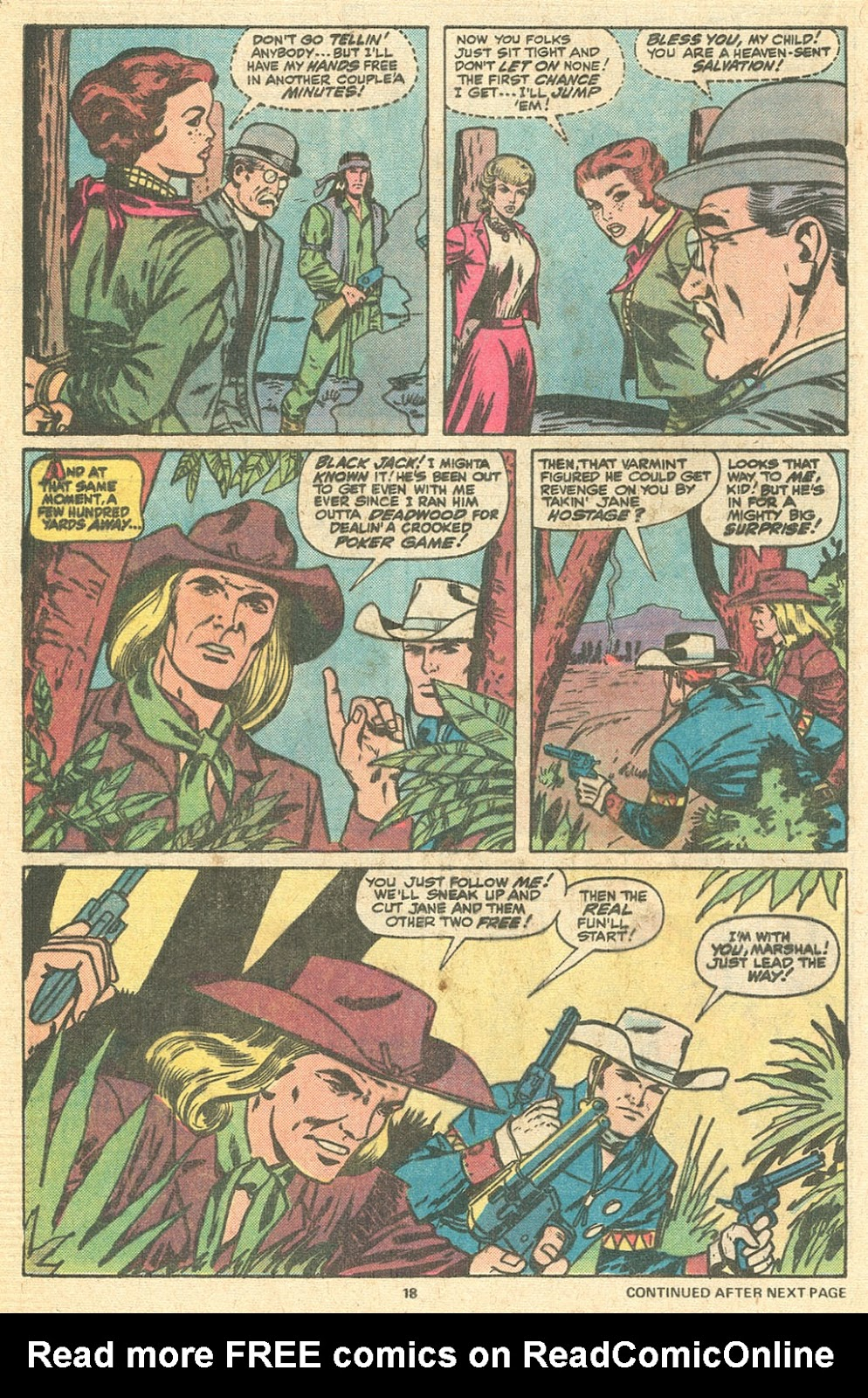 The Rawhide Kid (1955) issue 145 - Page 20