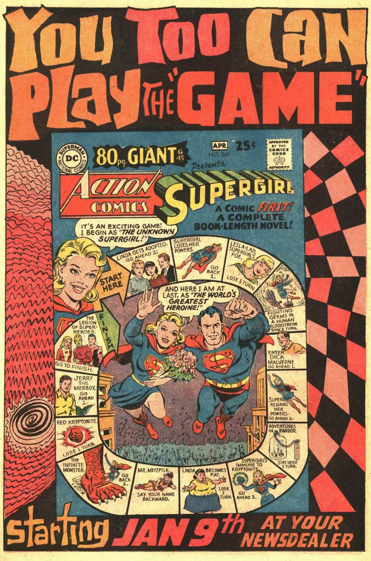 Read online Action Comics (1938) comic -  Issue #361 - 14