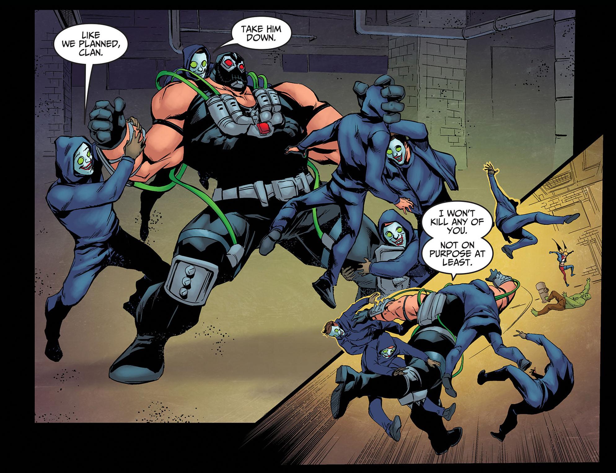 Read online Injustice: Ground Zero comic -  Issue #8 - 15