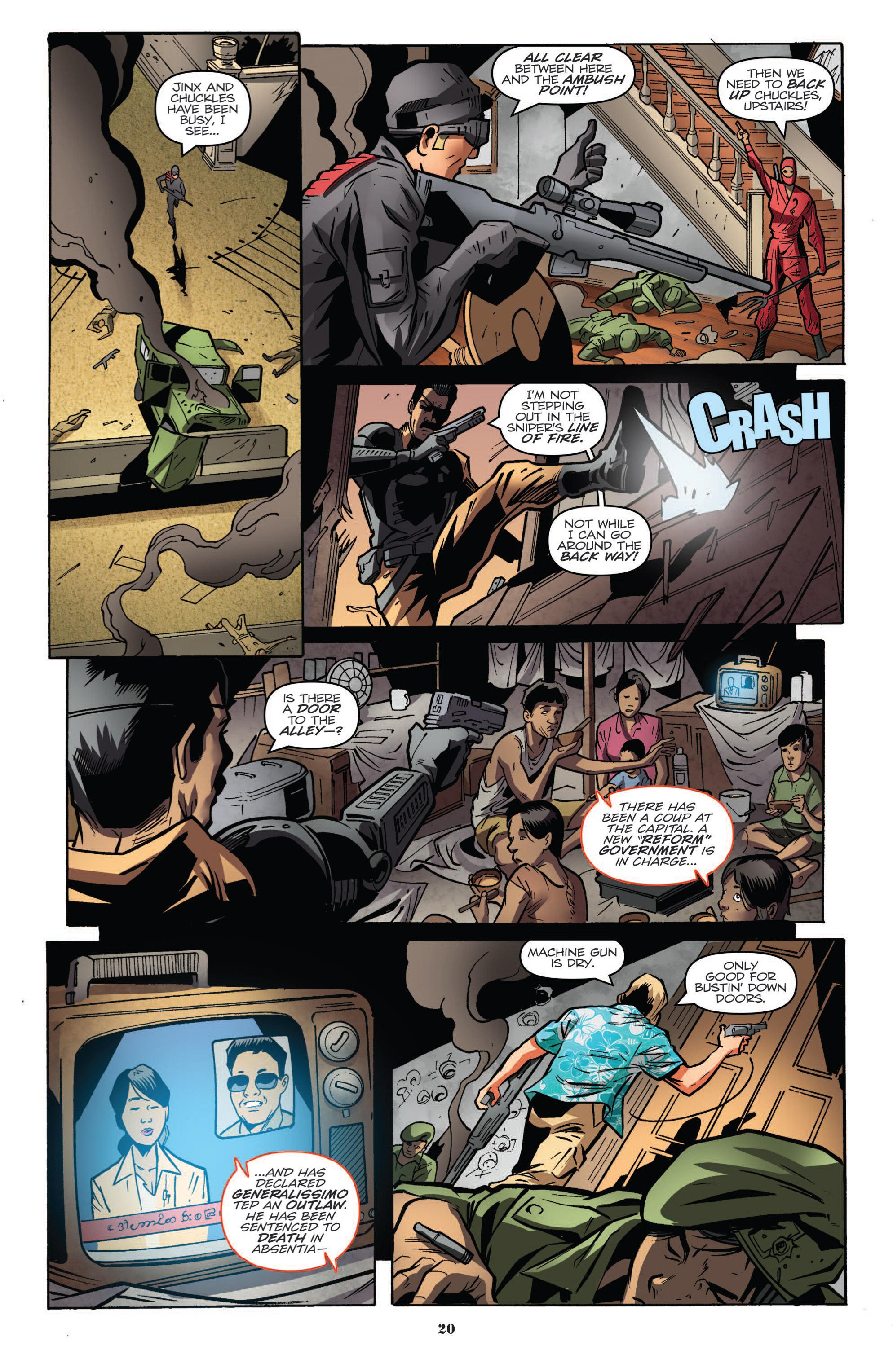 G.I. Joe: A Real American Hero 191 Page 21