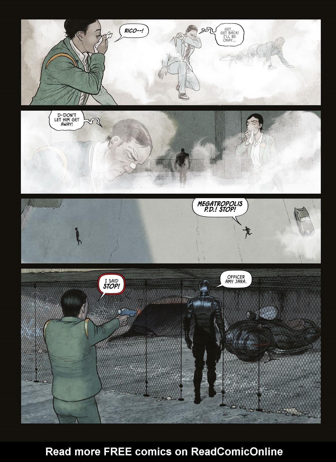 Judge Dredd Megazine (Vol. 5) issue 427 - Page 24