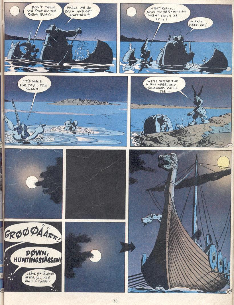 Read online Asterix comic -  Issue #22 - 30