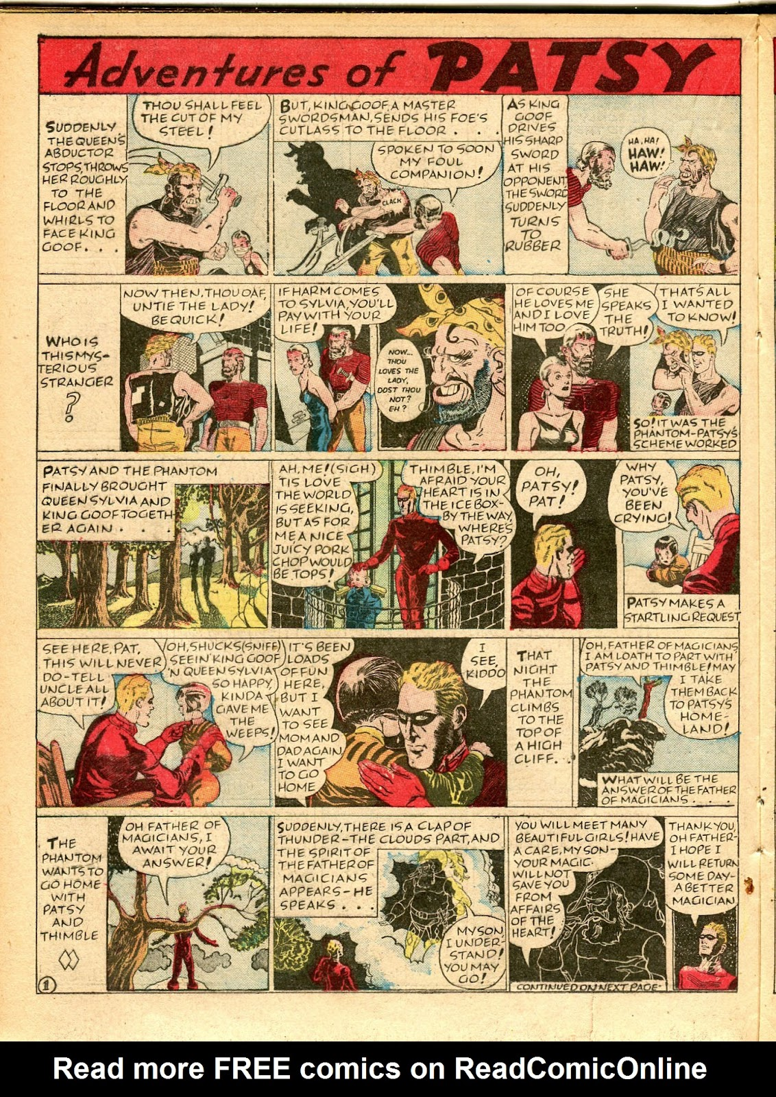 Read online Famous Funnies comic -  Issue #42 - 29
