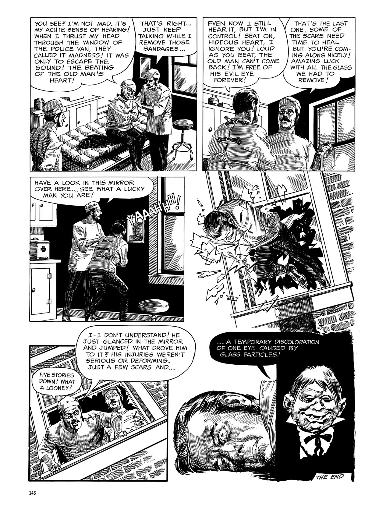Read online Eerie Archives comic -  Issue # TPB 3 - 147
