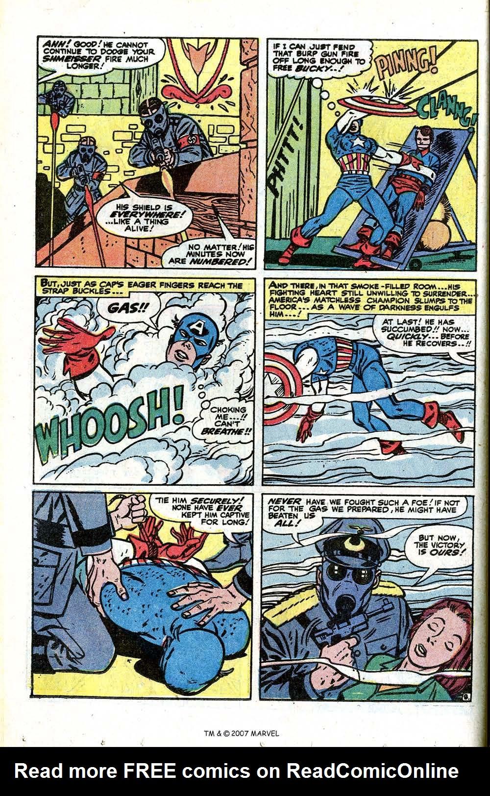Read online Captain America (1968) comic -  Issue # _Annual 1 - 36
