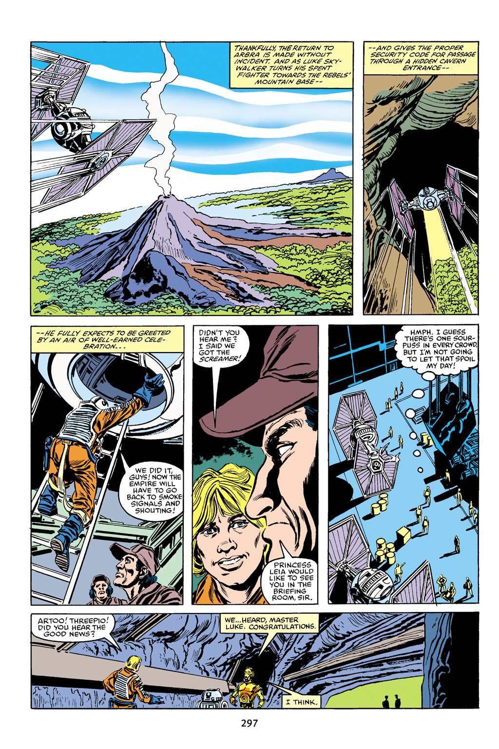 Read online Star Wars Omnibus comic -  Issue # Vol. 16 - 292