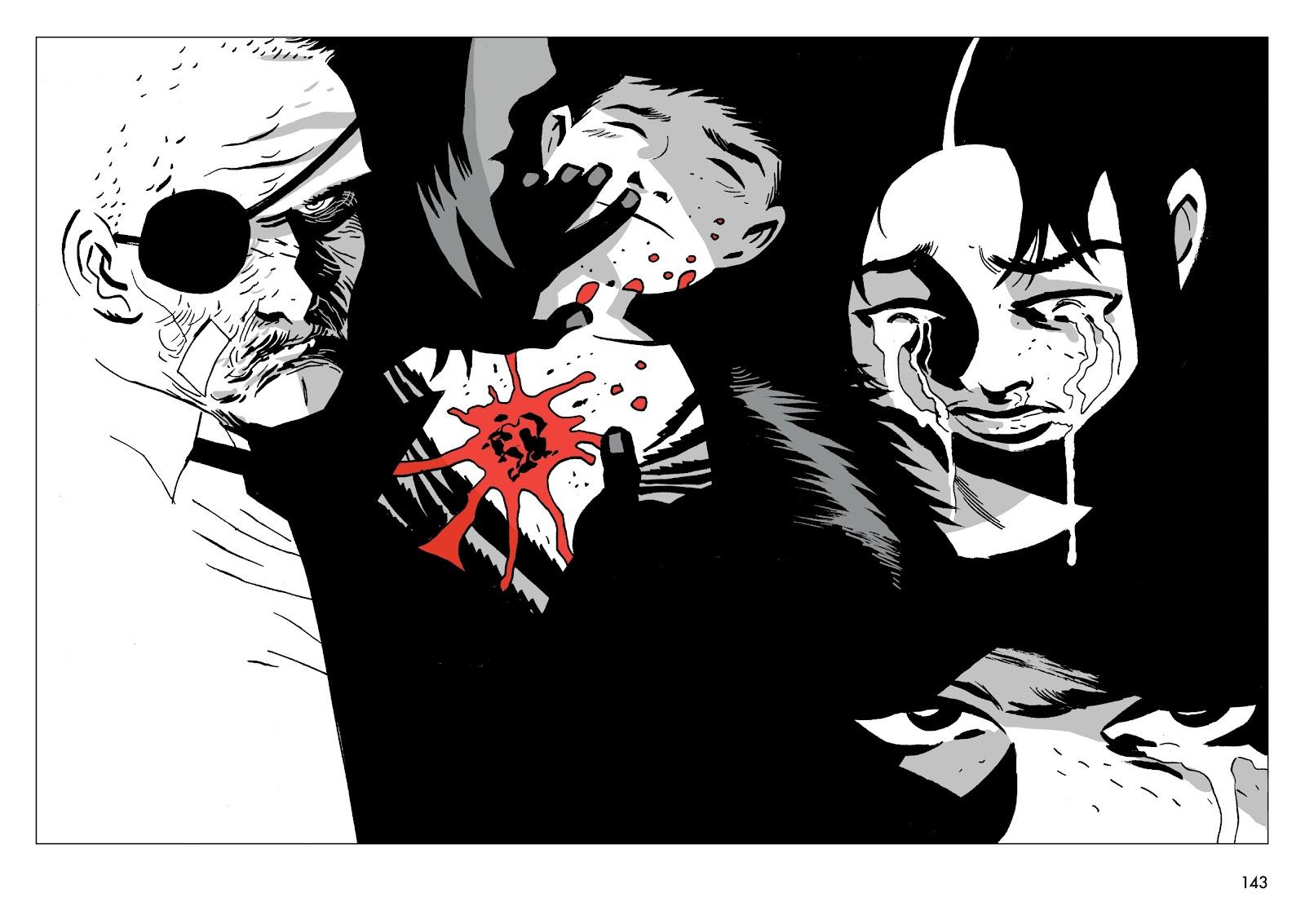 Read online Polar comic -  Issue # TPB The Kaiser Falls (Part 2) - 45