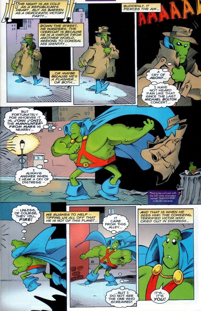Read online Sergio Aragones Destroys DC comic -  Issue # Full - 2