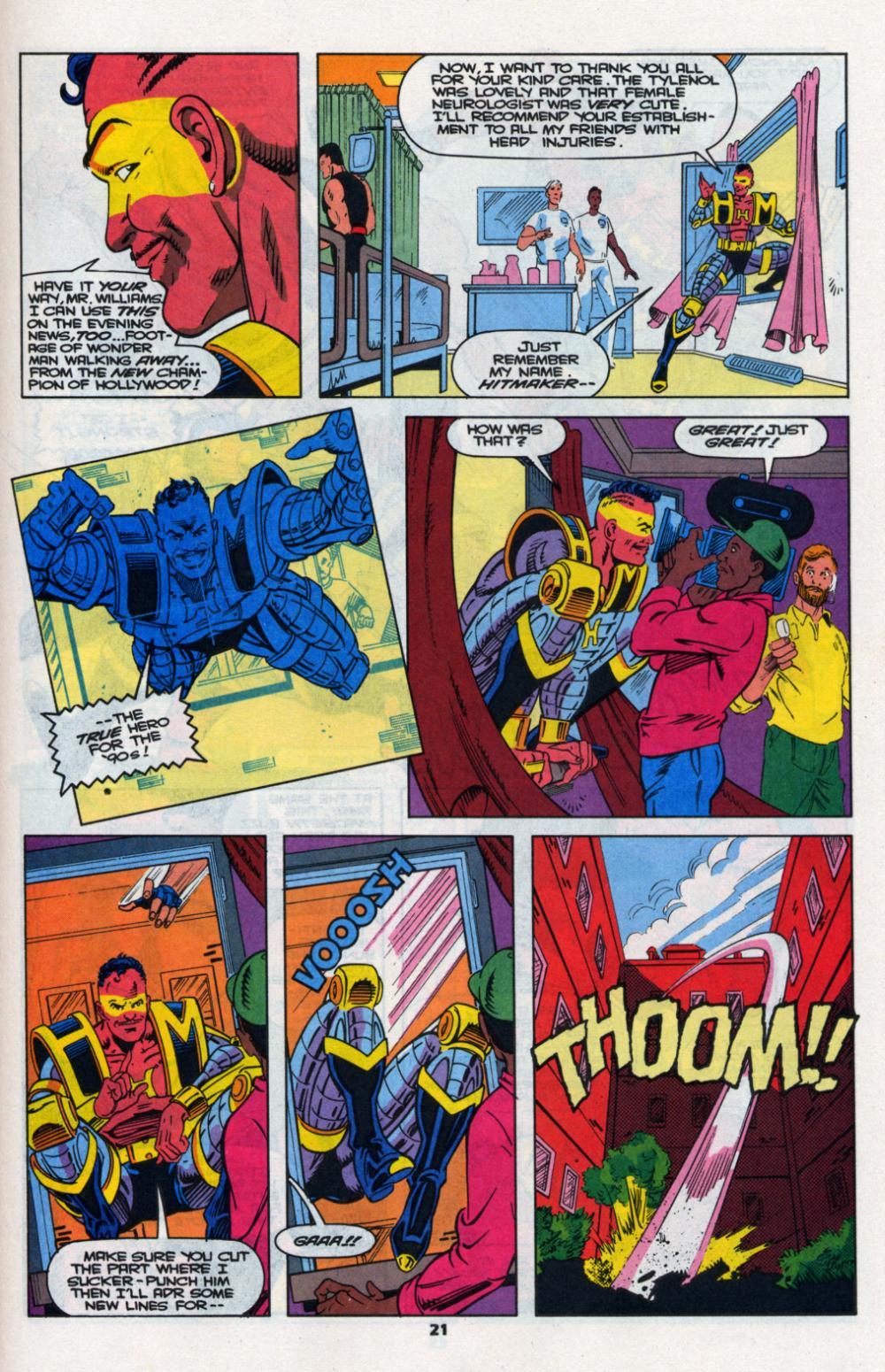 Read online Wonder Man (1991) comic -  Issue # _Annual 2 - 20