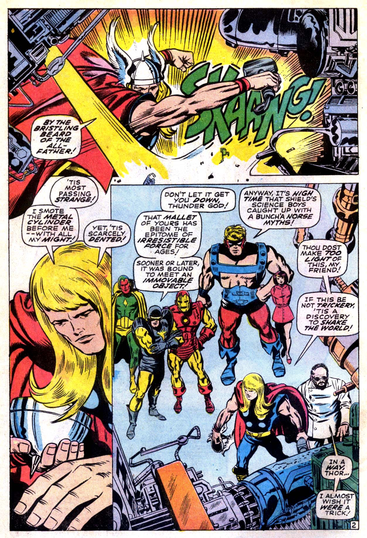 The Avengers (1963) 66 Page 2