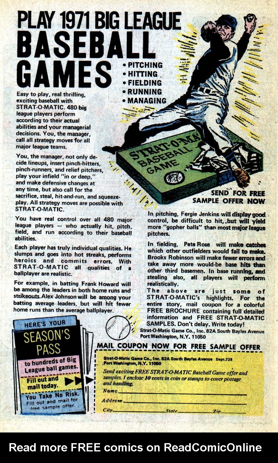 Read online Adventure Comics (1938) comic -  Issue #409 - 33