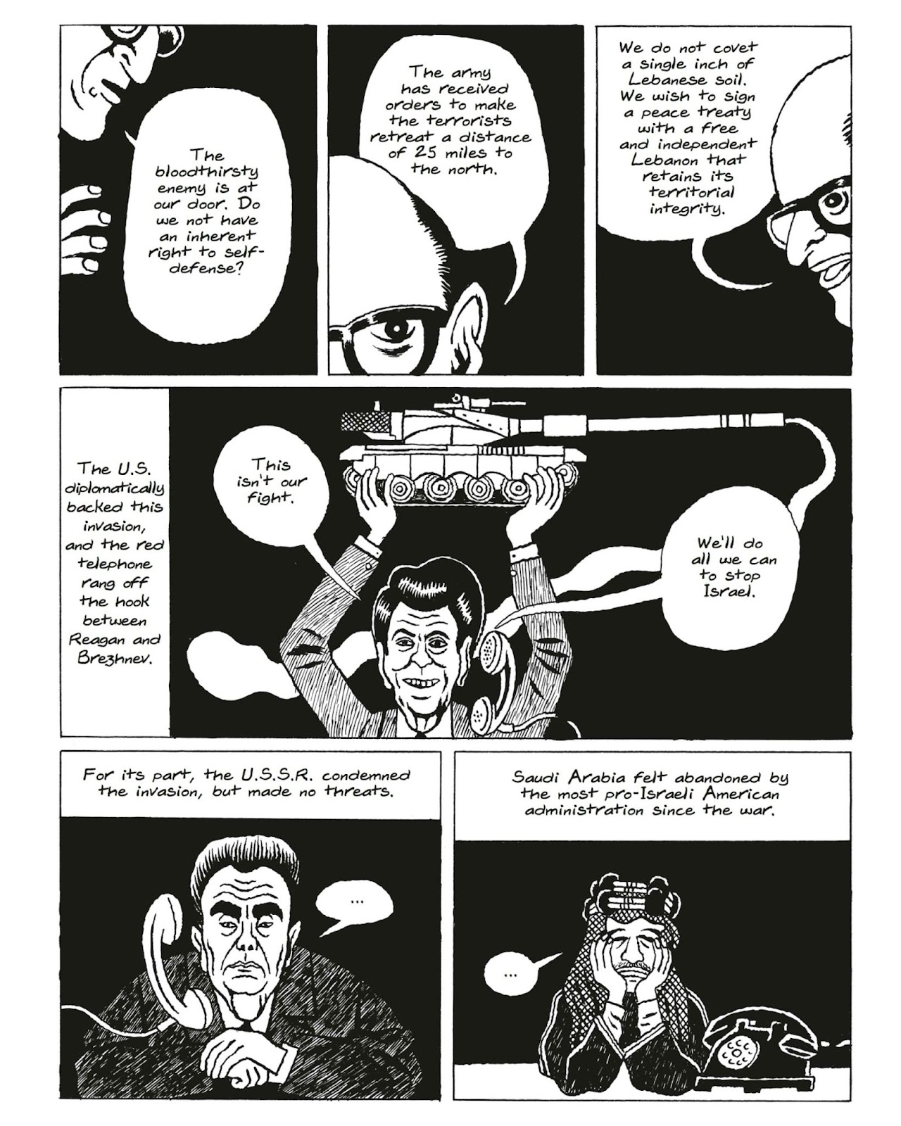Best of Enemies: A History of US and Middle East Relations issue TPB_2 - Page 81