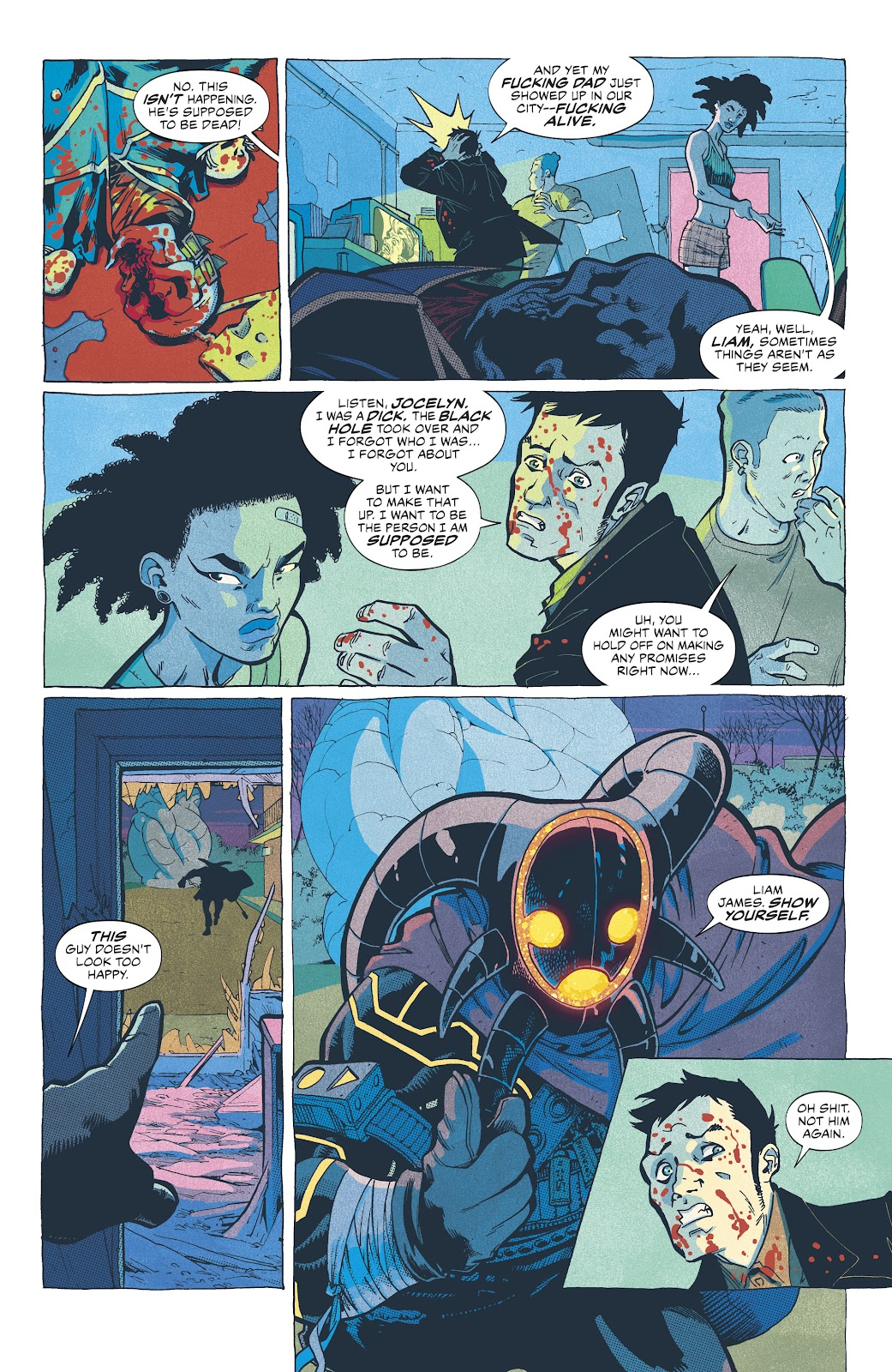 Collapser issue 6 - Page 5