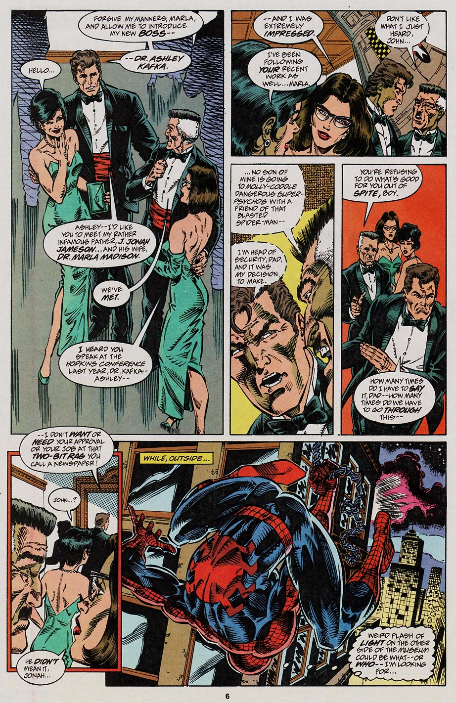 Web of Spider-Man (1985) Issue #113 #123 - English 6