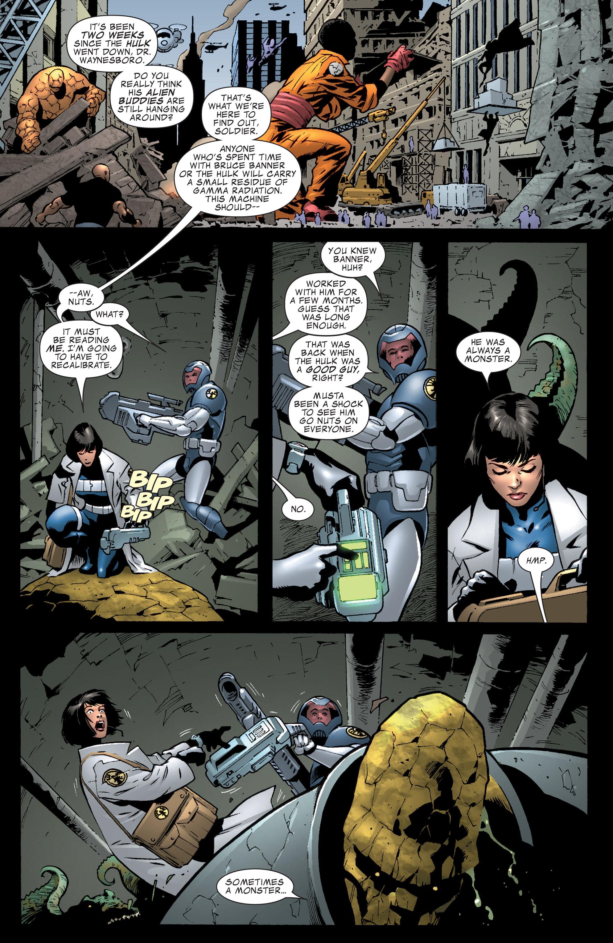 Read online World War Hulk Aftersmash: Warbound, Vol. 1 comic -  Issue #1 - 3