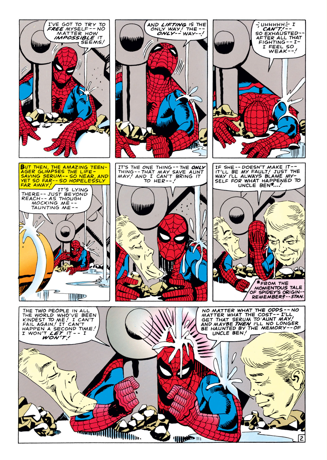 The Amazing Spider-Man (1963) 33 Page 2