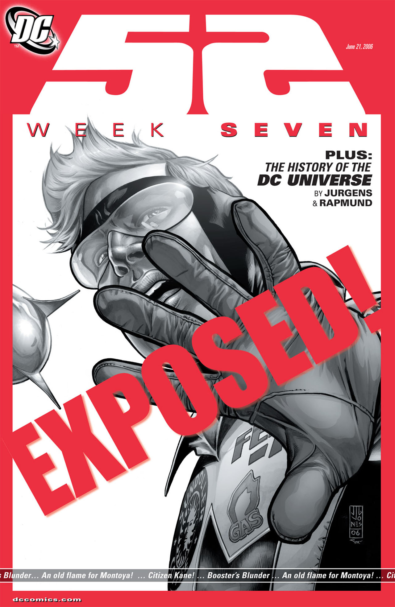 Read online 52 comic -  Issue #7 - 1