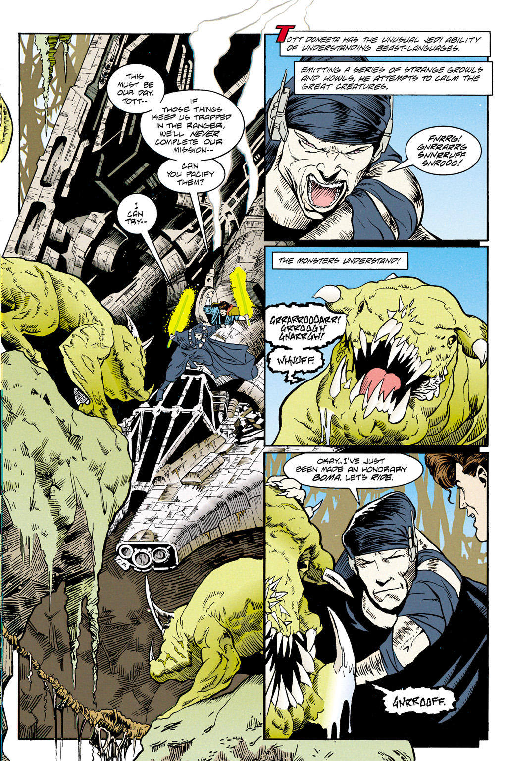 Read online Star Wars Omnibus comic -  Issue # Vol. 4 - 284