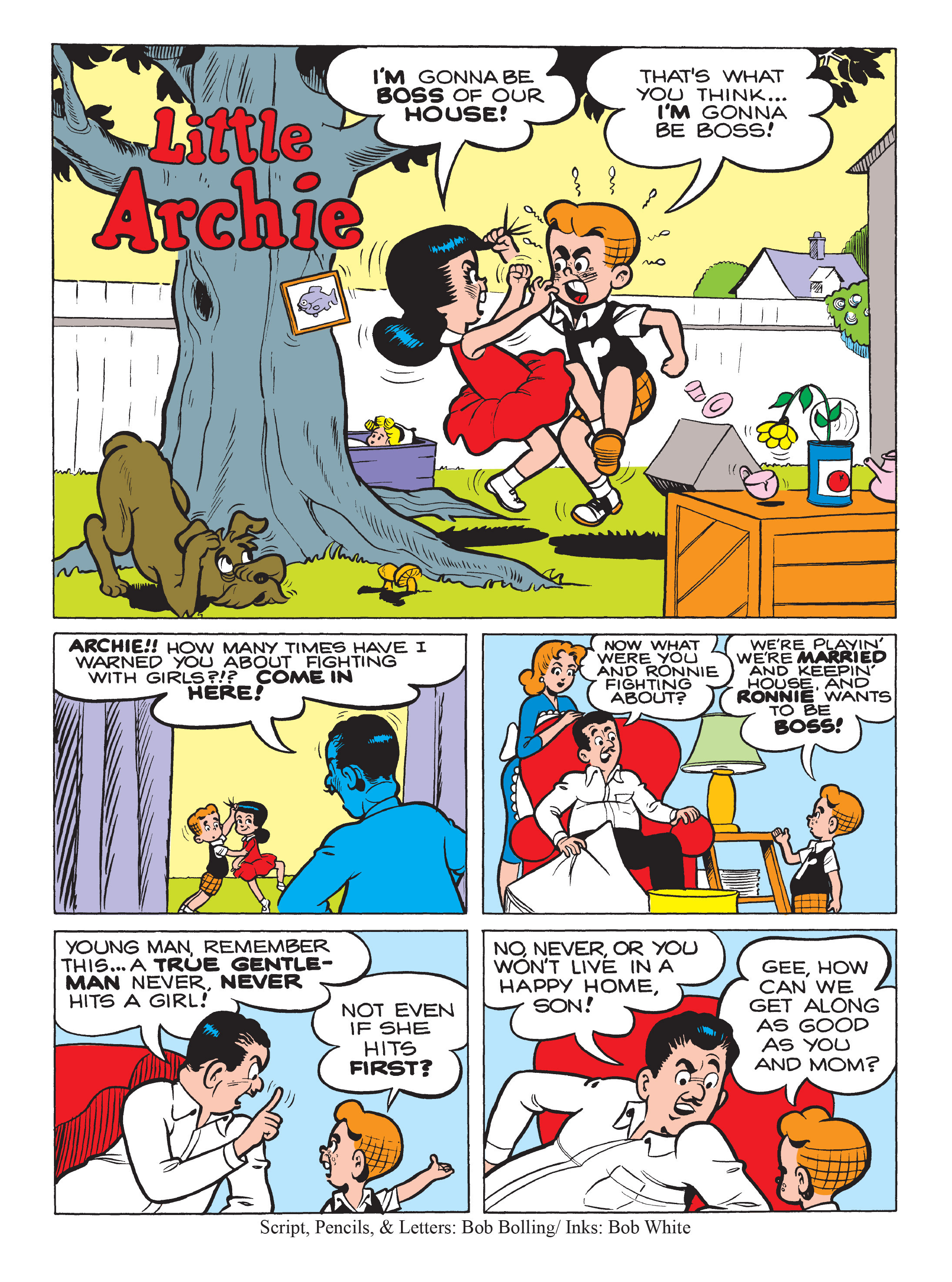 Read online Archie 75th Anniversary Digest comic -  Issue #3 - 59