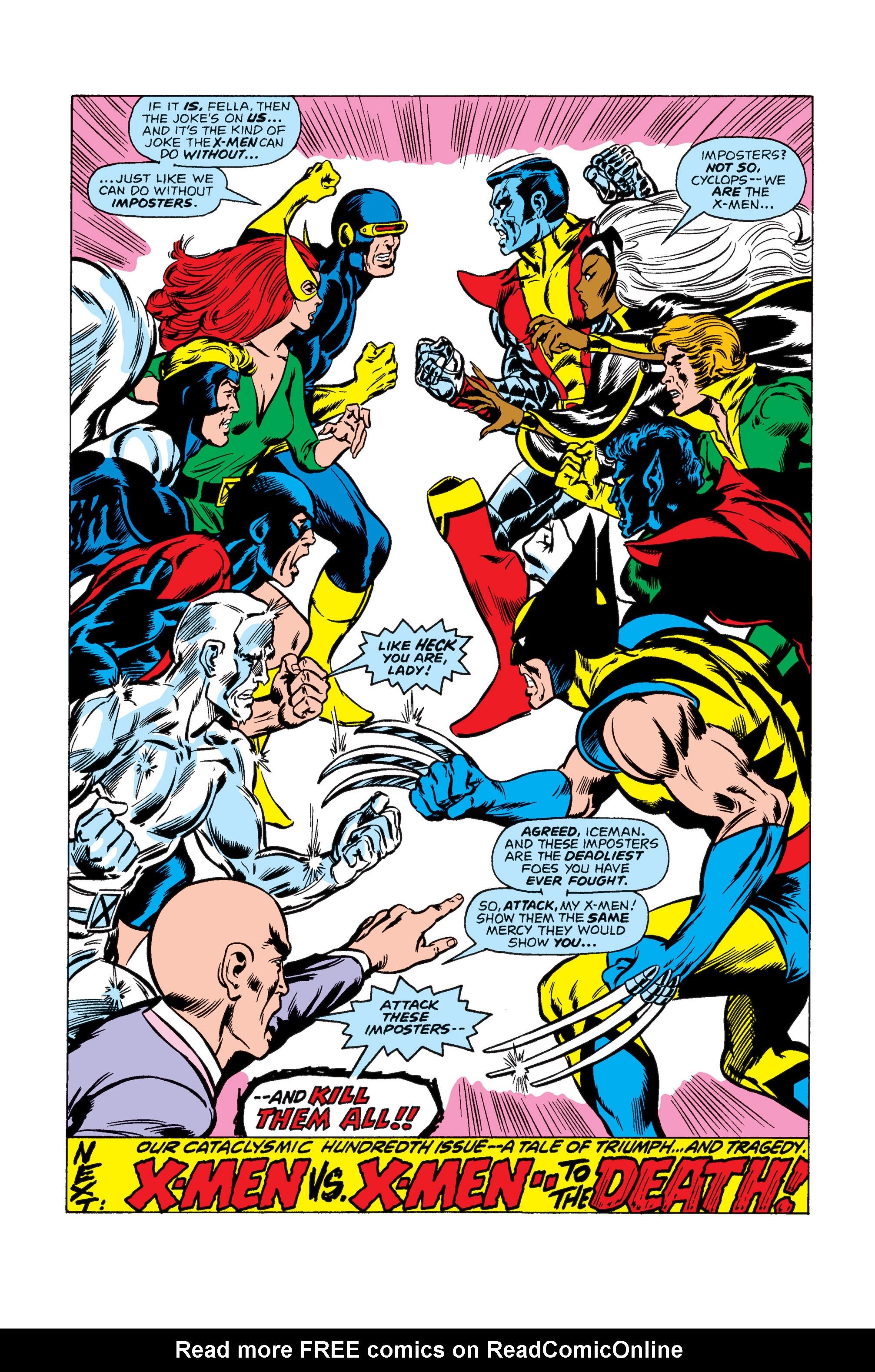 Uncanny X-Men (1963) 99 Page 17