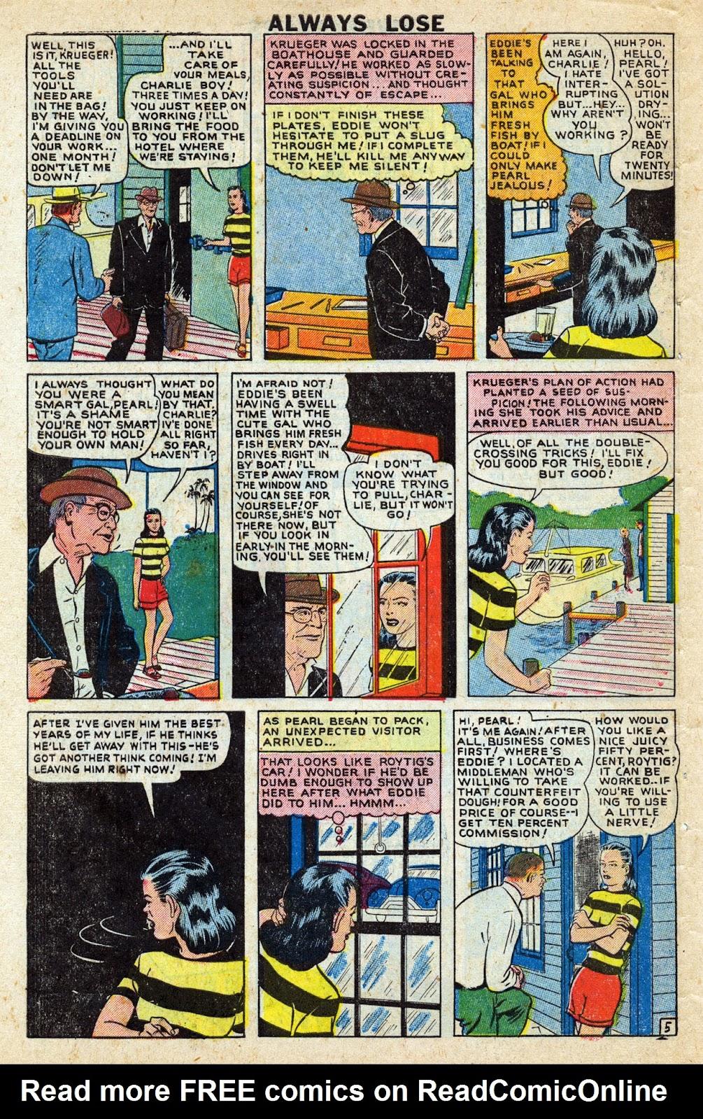 Lawbreakers Always Lose! issue 9 - Page 30