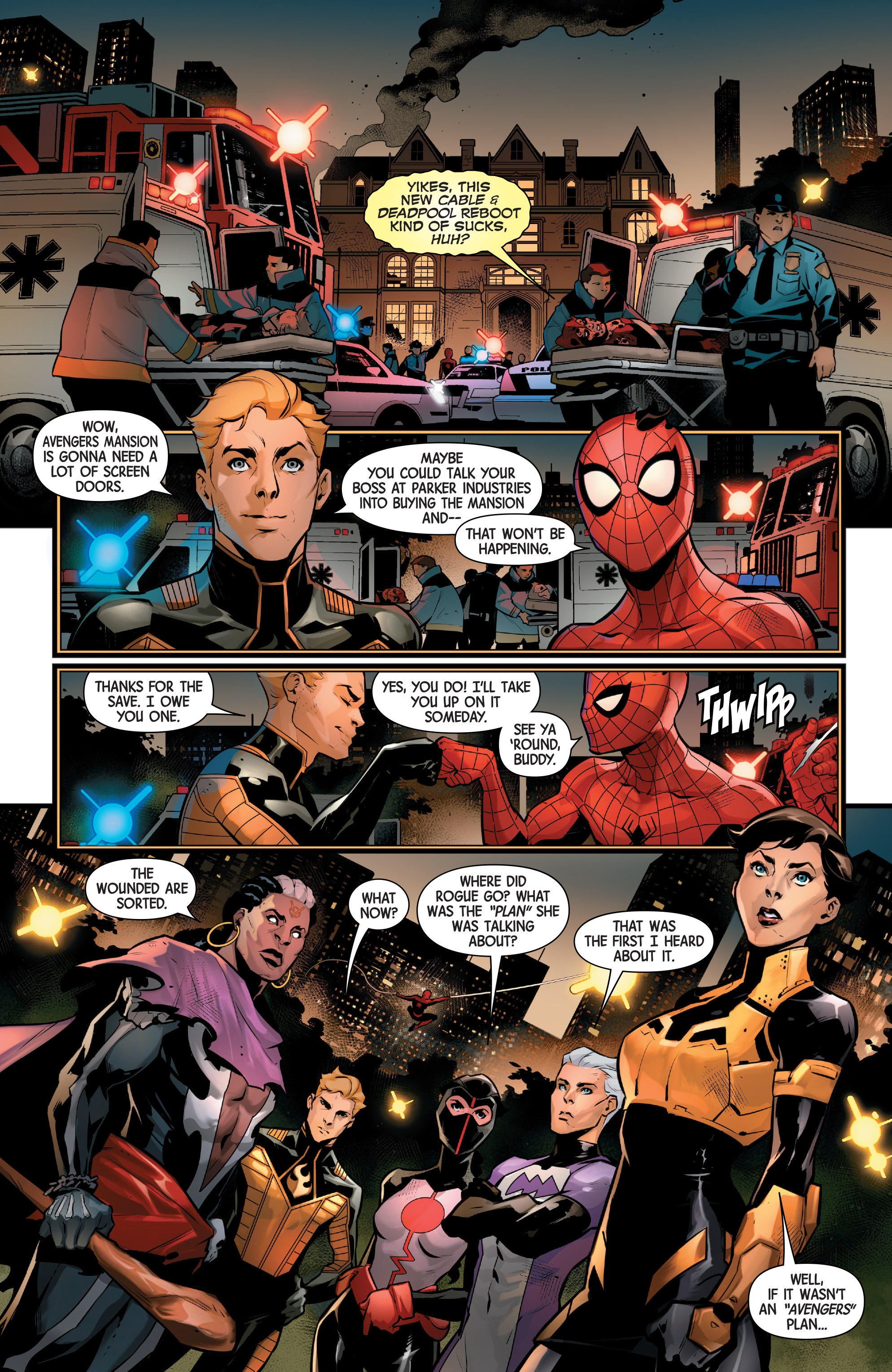 Read online Uncanny Avengers [II] comic -  Issue #21 - 19