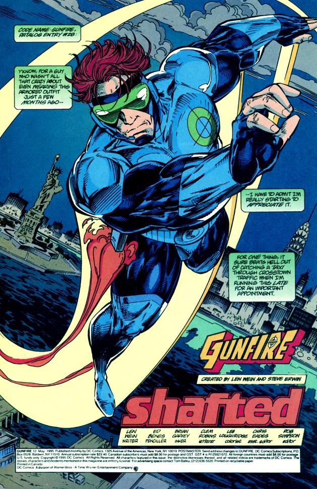 Read online Gunfire comic -  Issue #12 - 3