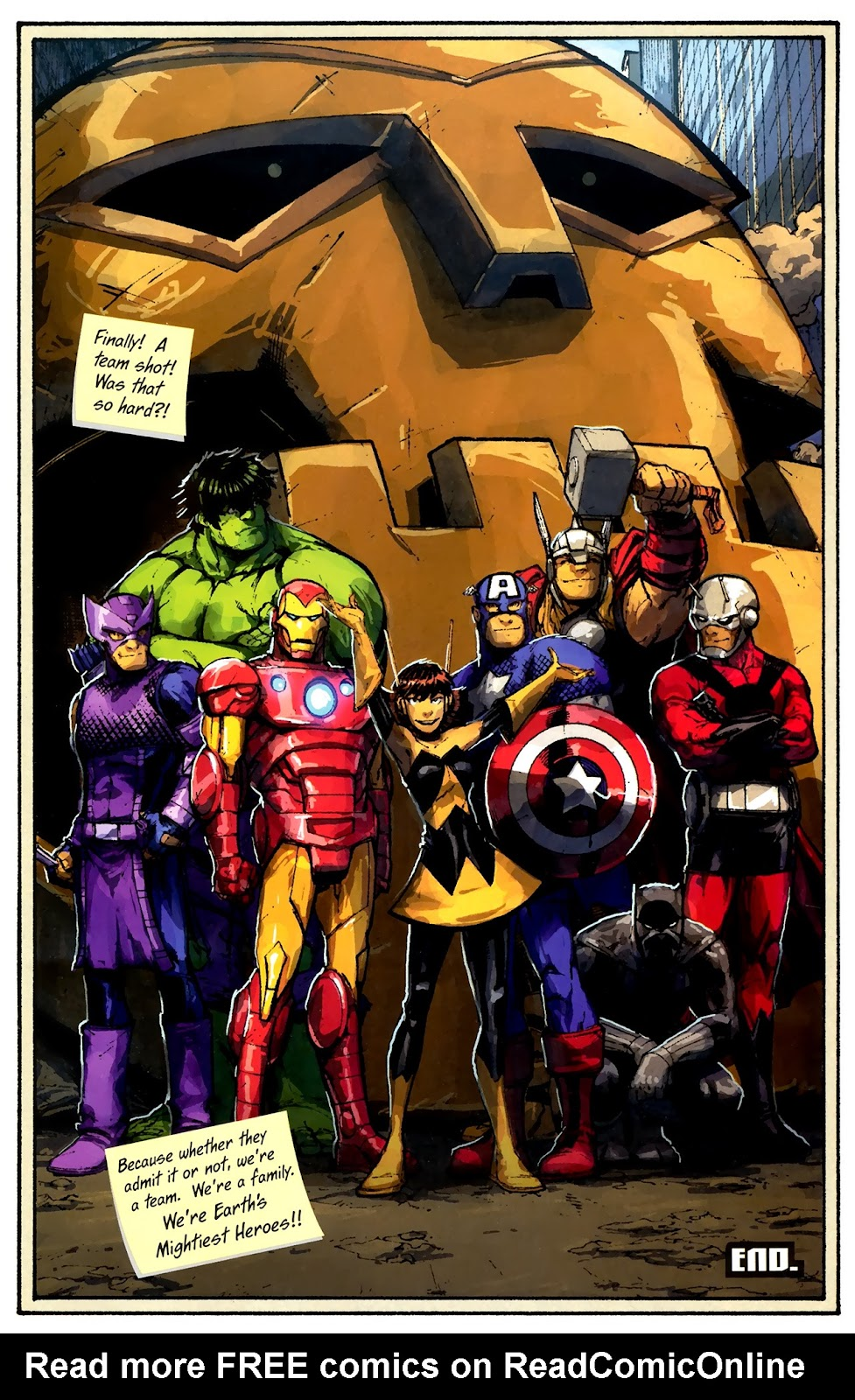 Avengers: Earth's Mightiest Heroes (2011) Issue #4 #4 - English 23