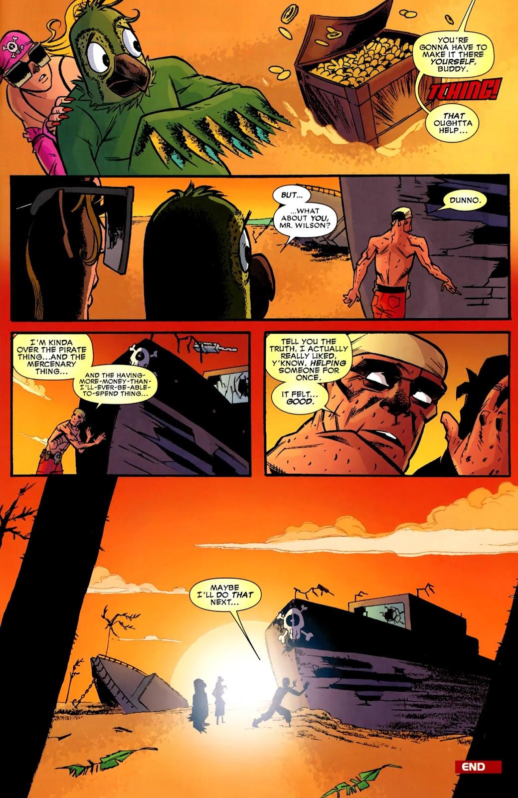 Read online Deadpool (2008) comic -  Issue #14 - 24