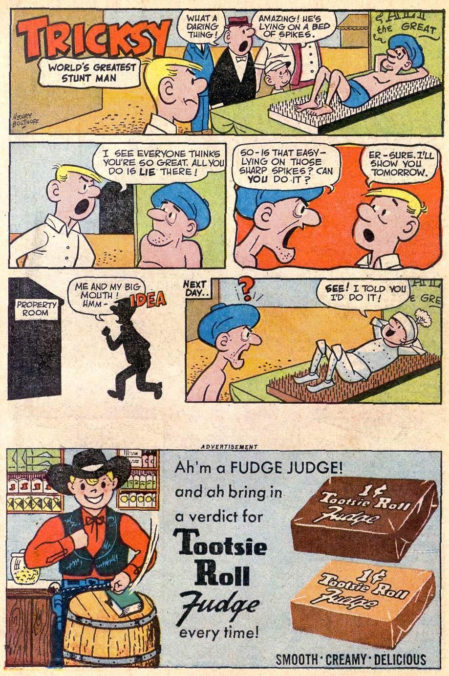 Read online Adventure Comics (1938) comic -  Issue #289 - 19