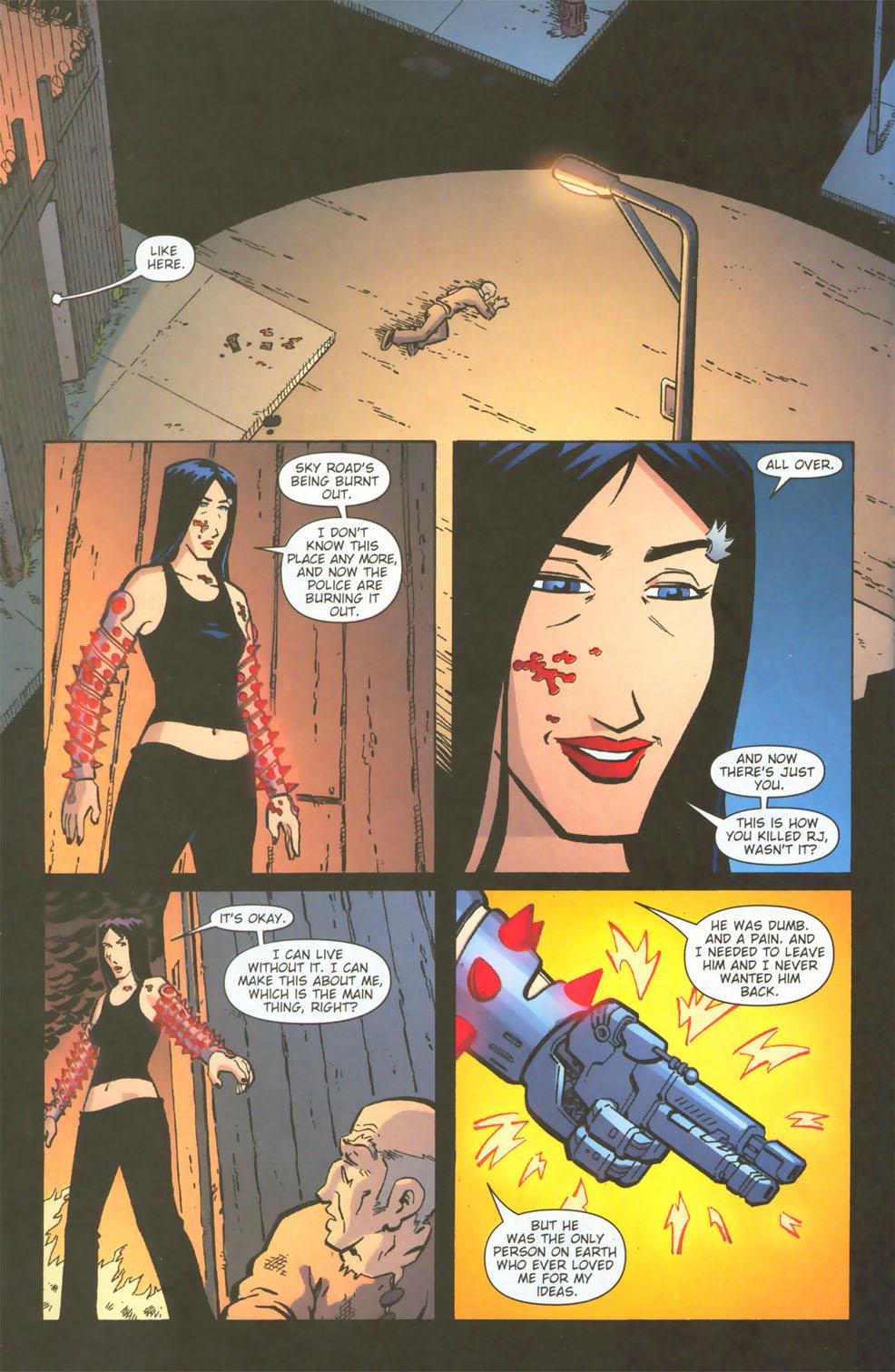 Read online Mek comic -  Issue #3 - 24