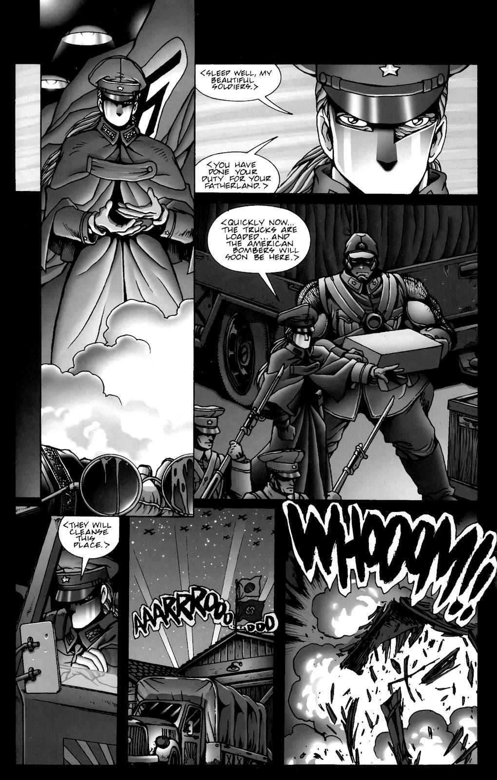 Warrior Nun Areala:  Dangerous Game Issue #2 #2 - English 20