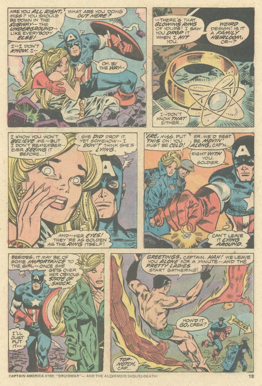 The Invaders (1975) issue 1 - Page 14