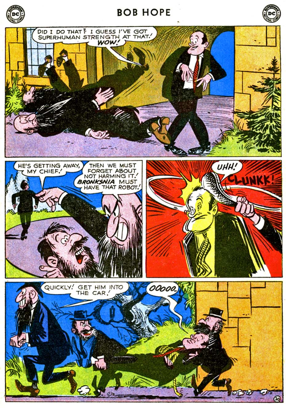 The Adventures of Bob Hope issue 68 - Page 26