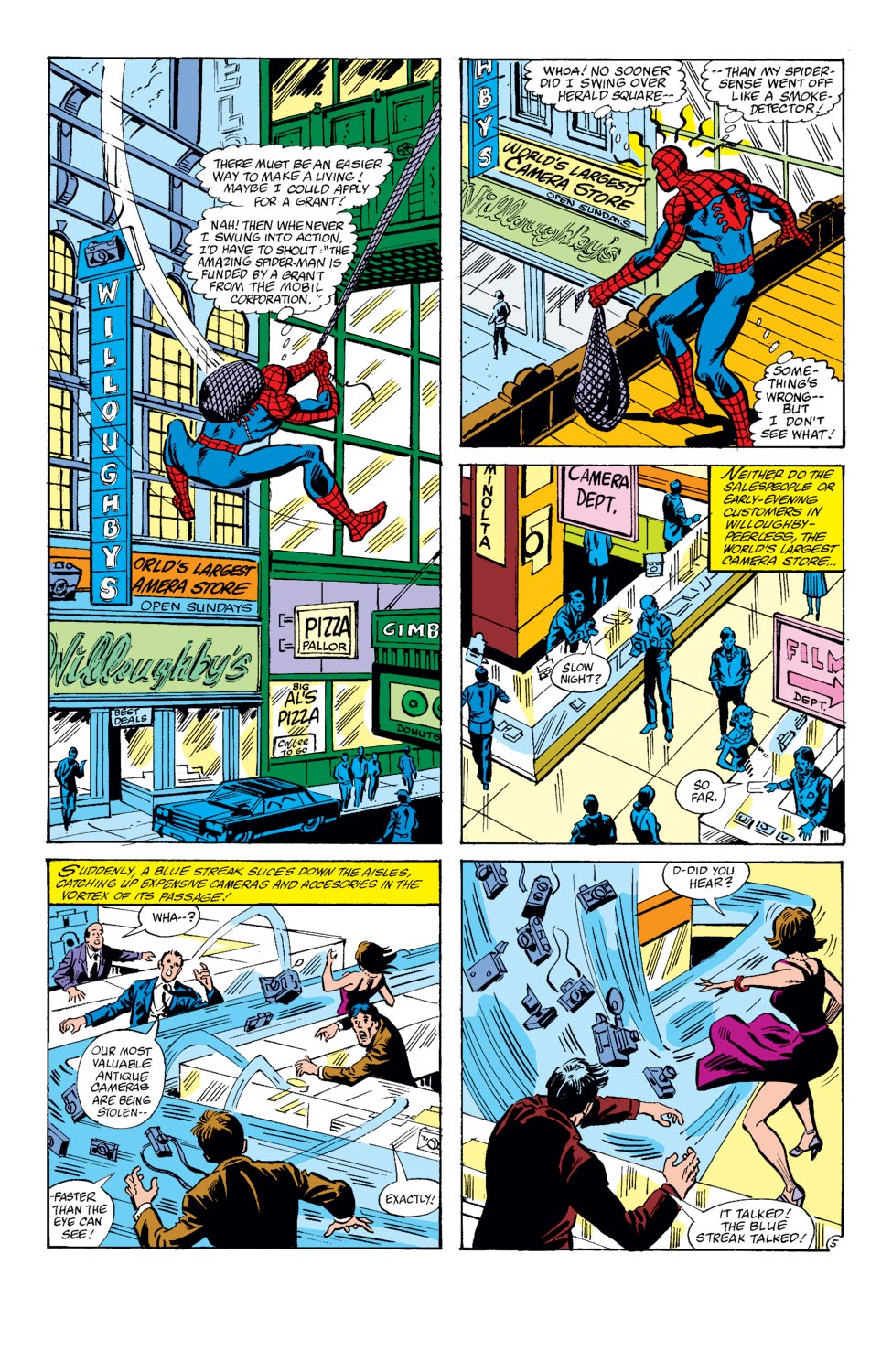 The Amazing Spider-Man (1963) 222 Page 5