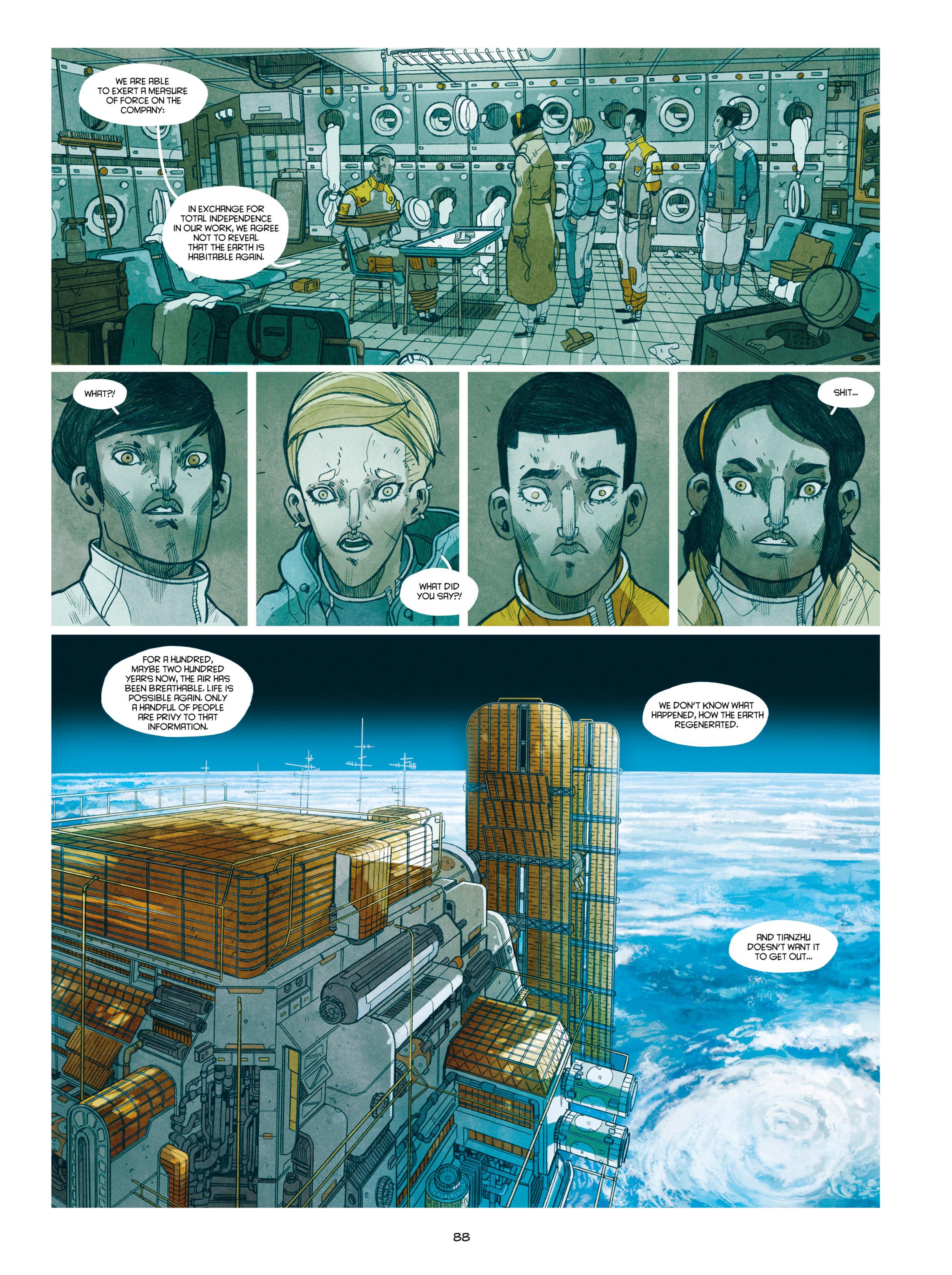 Read online Shangri-La comic -  Issue # Full - 89