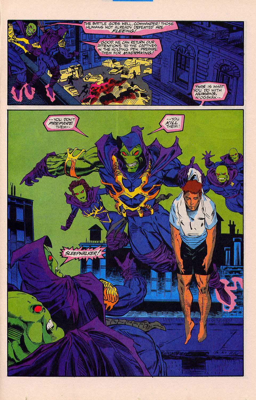 Read online Sleepwalker comic -  Issue #26 - 14