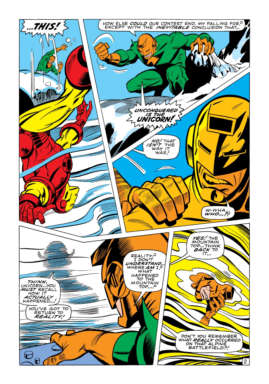 Read online Marvel Masterworks: The Invincible Iron Man comic -  Issue # TPB 6 (Part 1) - 29