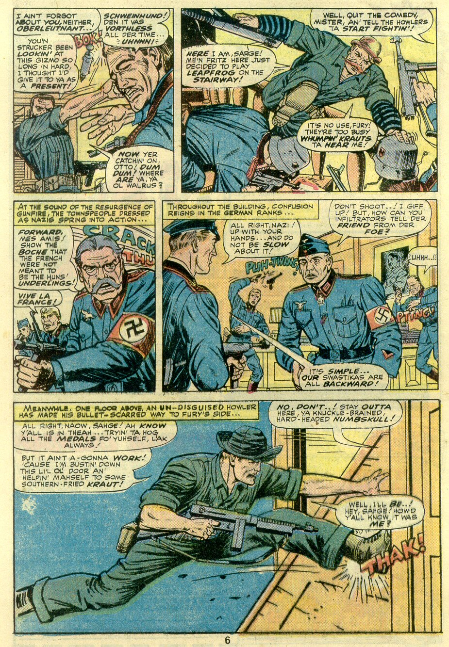 Read online Sgt. Fury comic -  Issue #131 - 8