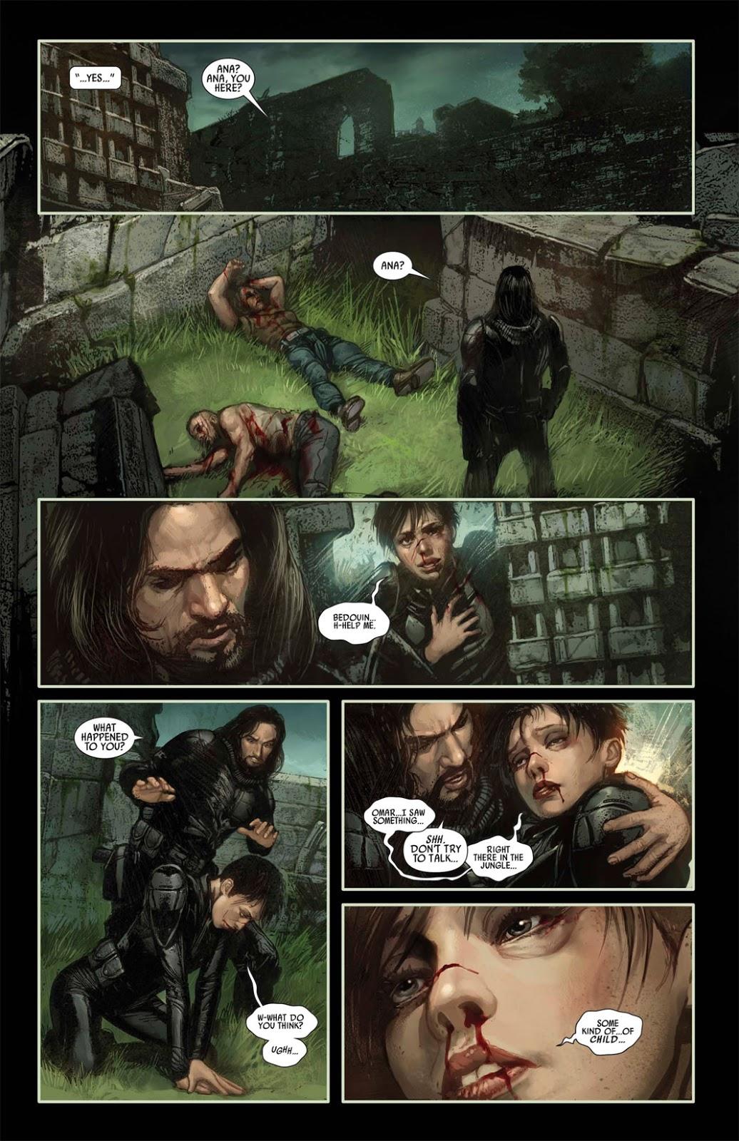 Read online After Dark comic -  Issue #2 - 28