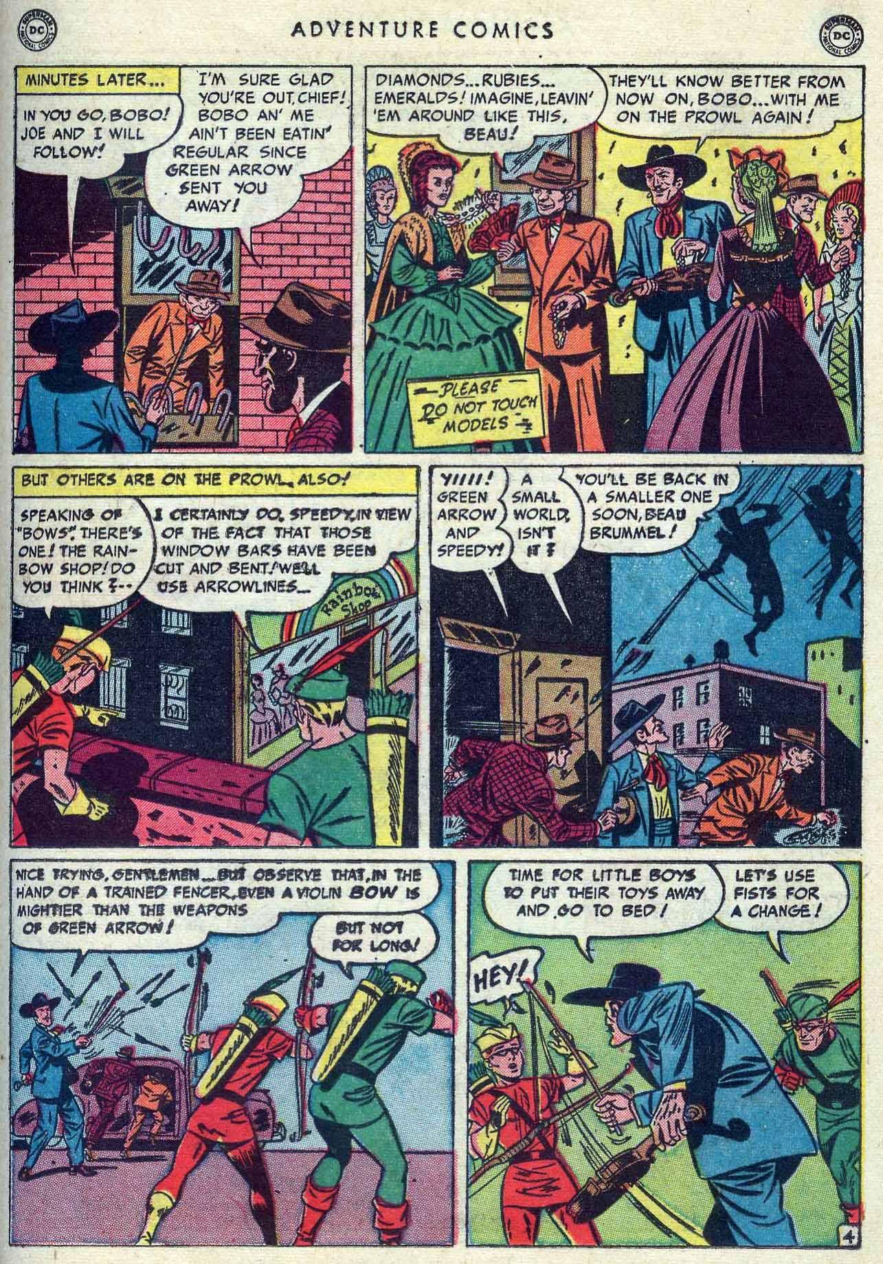 Read online Adventure Comics (1938) comic -  Issue #149 - 33