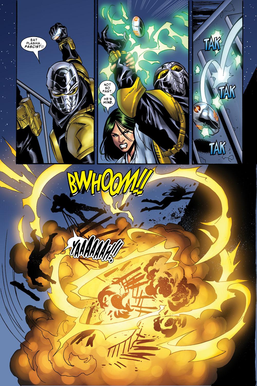 Read online Amazing Fantasy (2004) comic -  Issue #11 - 21