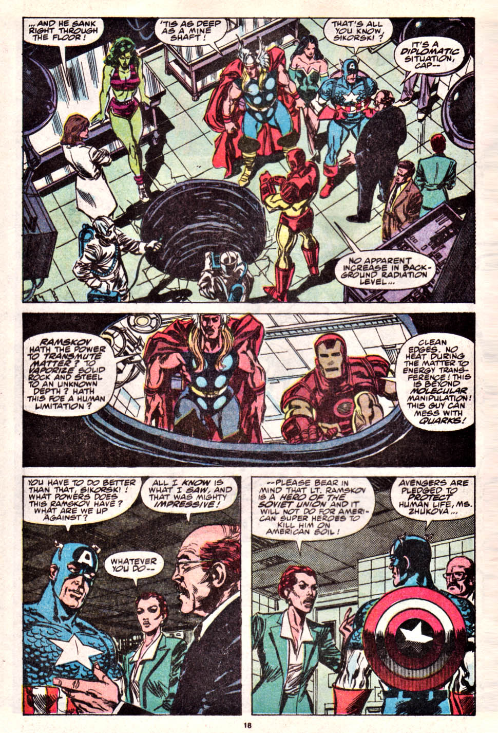 The Avengers (1963) 326 Page 13