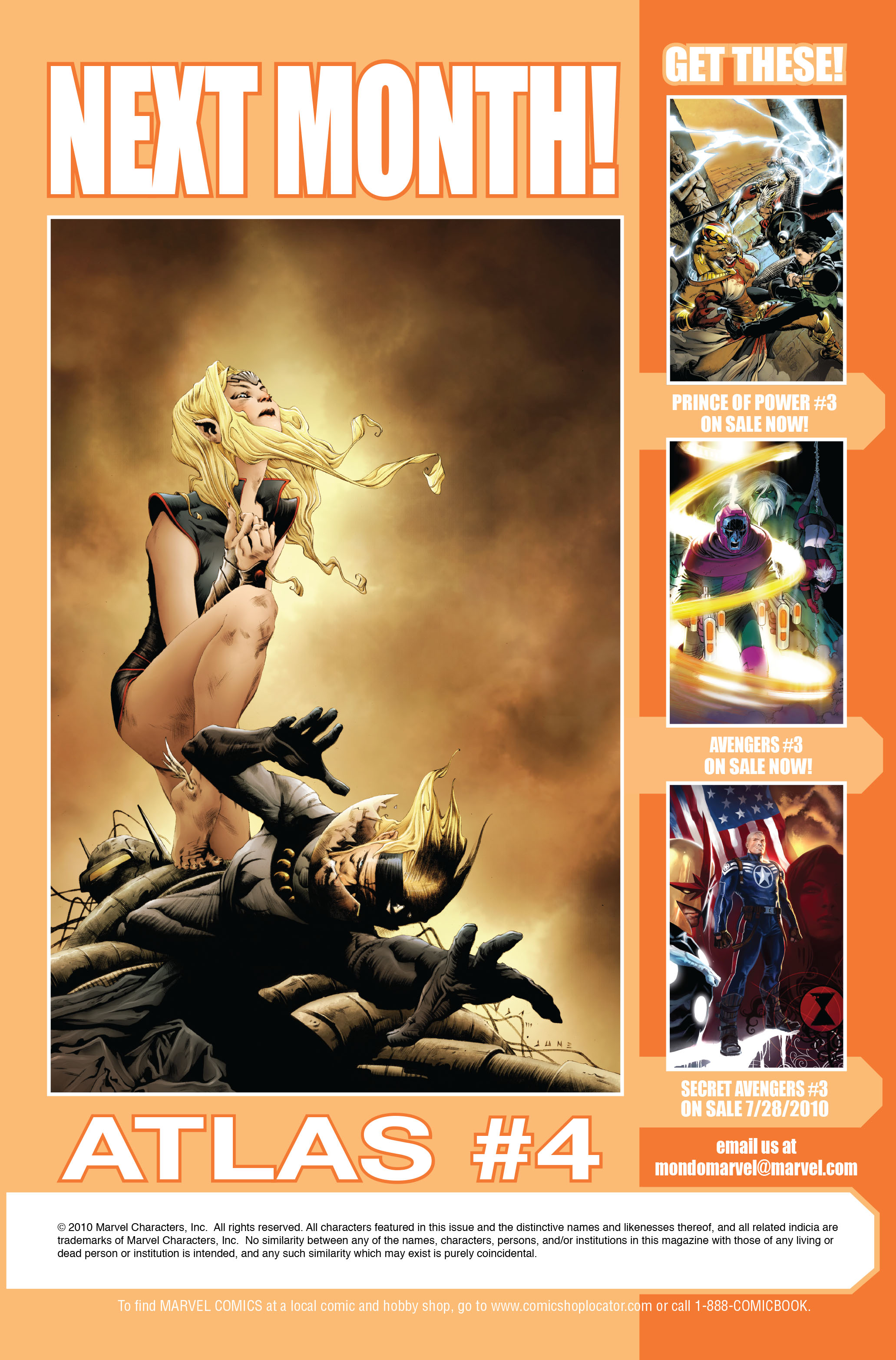 Read online Atlas comic -  Issue #Atlas _TPB - 128