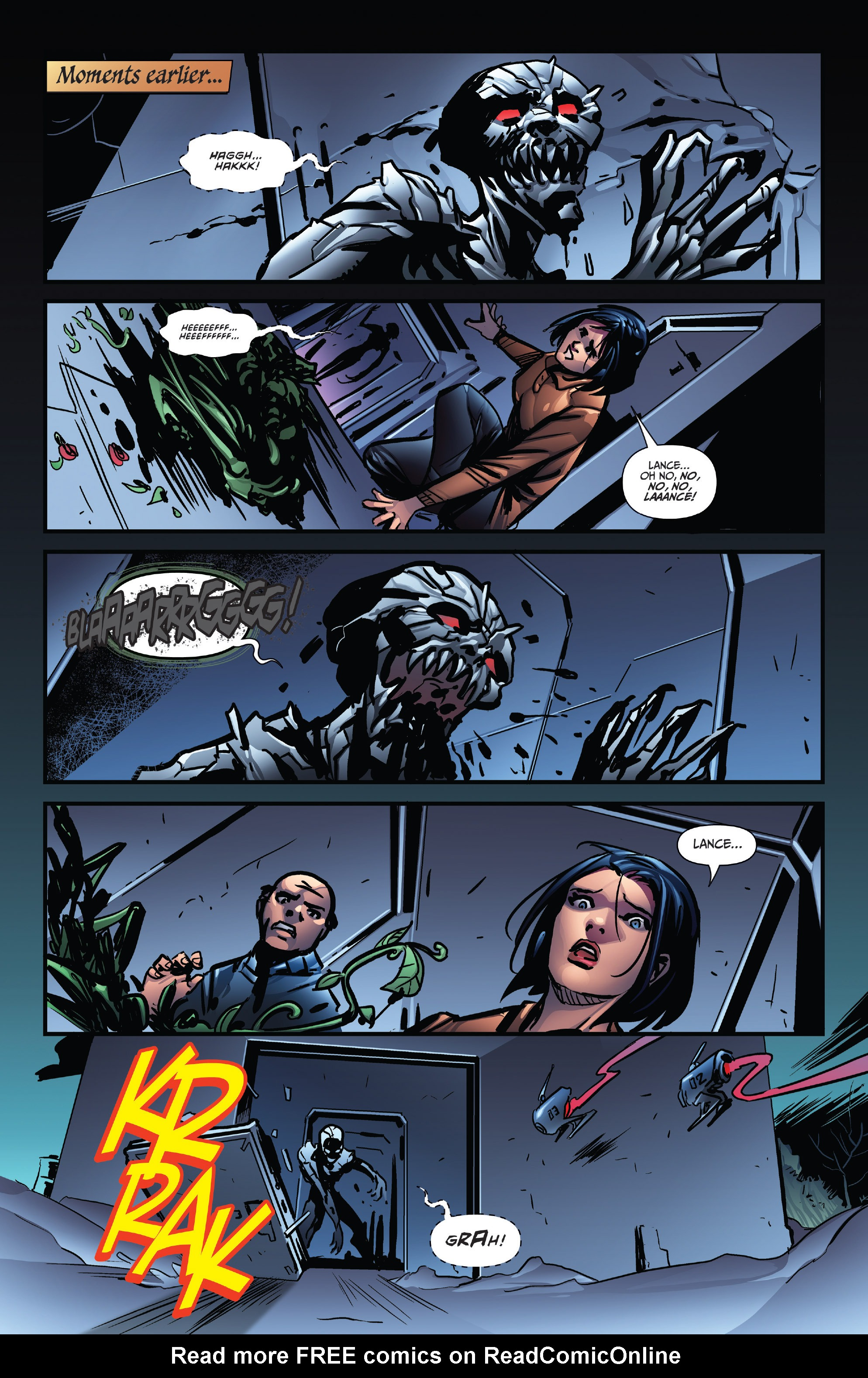 Read online Grimm Fairy Tales: Arcane Acre comic -  Issue # TPB 4 - 56