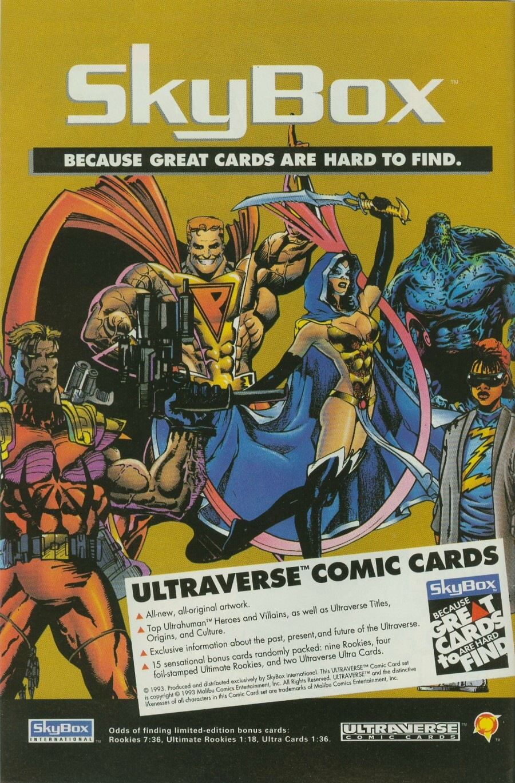 Read online Ex-Mutants comic -  Issue #8 - 2