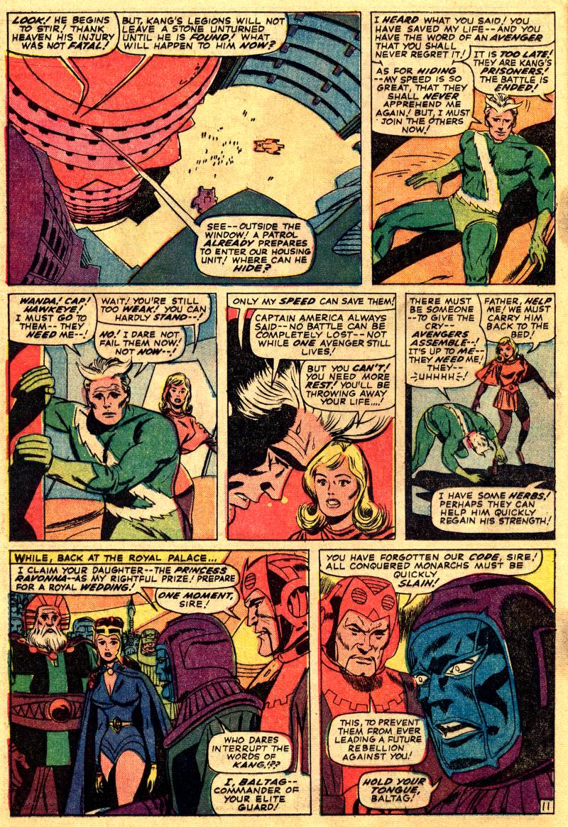 The Avengers (1963) 24 Page 11