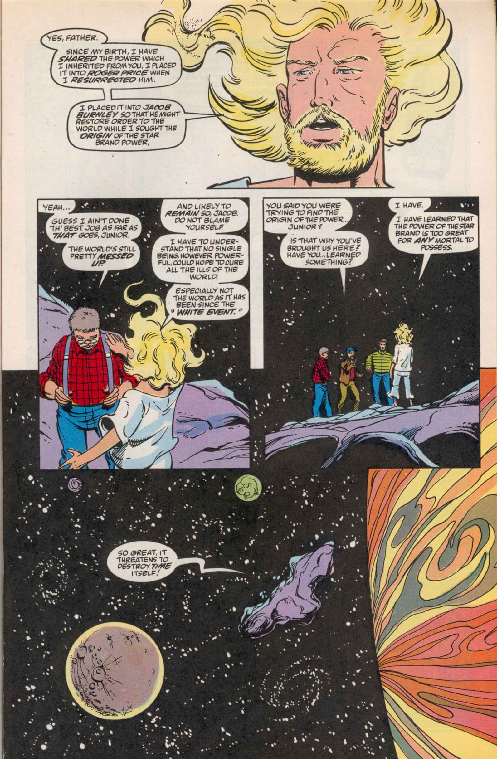 Read online Star Brand comic -  Issue #19 - 11